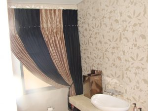 custom design curtains
